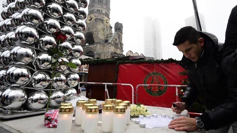 12 personas asesinadas en mercado de Berlín por presunto demandante de asilo