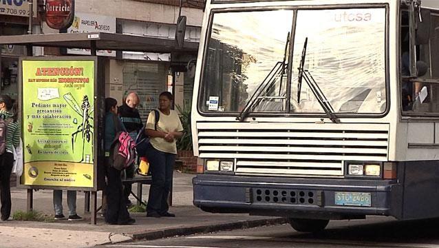 Intendencia regulará el uso de radios y vendedores en los ómnibus
