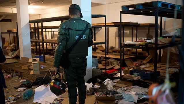 Tres muertos dejaron las protestas en Venezuela durante el fin de semana