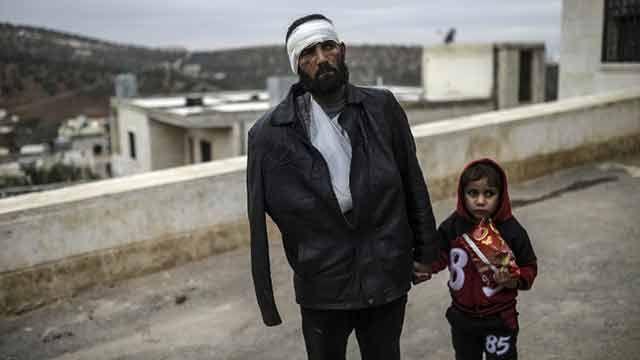 Miles esperan desesperadamente la reanudación de la evacuación en Alepo
