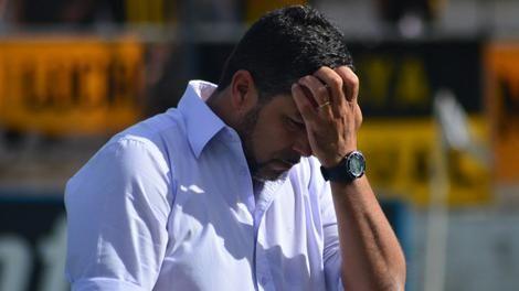Leonardo Ramos a un paso de ser el nuevo técnico de Peñarol