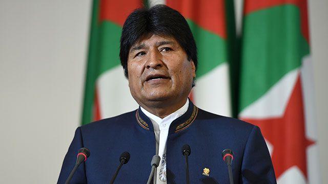 Evo Morales será candidato en 2019; ira por su cuarto mandato consecutivo