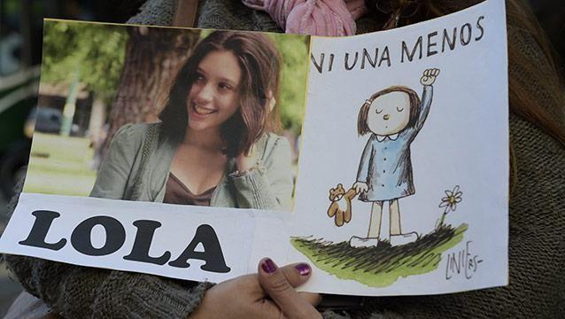 ADN del joven investigado por la muerte de Lola Chomnalez dio negativo