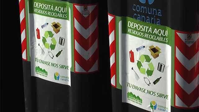 Llamado en Canelones para construcción de planta de reciclaje de residuos