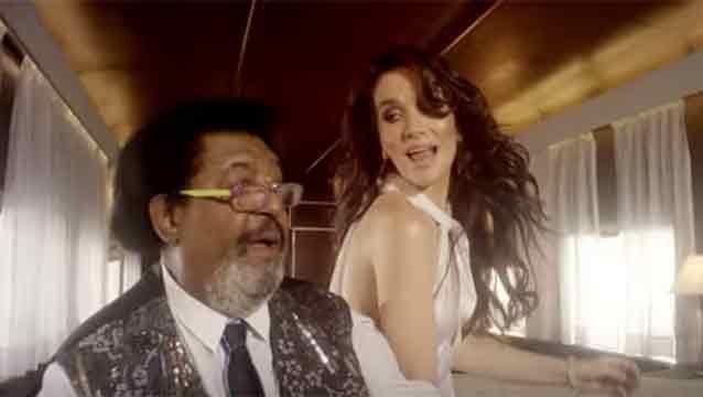 """Salió el videoclip de Natalia Oreiro y Ruben Rada """"Corazón Valiente"""""""
