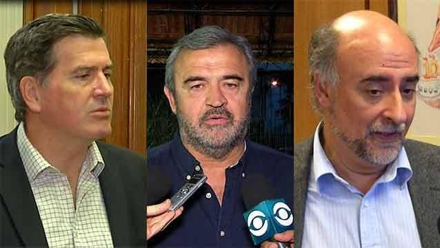 Líderes de la oposición hablan de tarifazo y un nuevo ajuste fiscal
