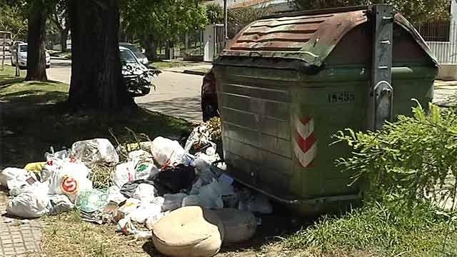 Se levantaron 560 toneladas de basura; en pocos días se normaliza situación