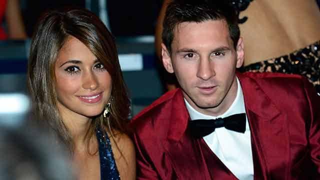 Lio Messi y Antonella Roccuzzo se casan en mayo