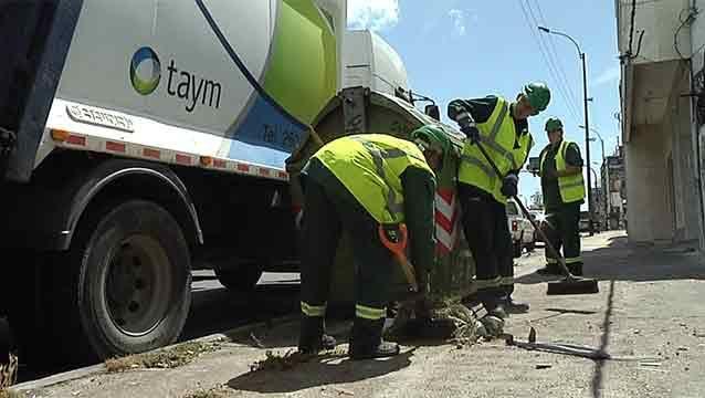 Privados limpiaron 100 toneladas de basura mientras Adeom negocia con la IM