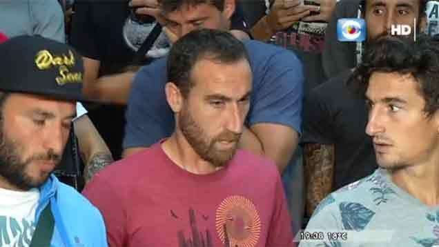 Futbolistas fueron a la Mutual a pedir la renuncia de la directiva