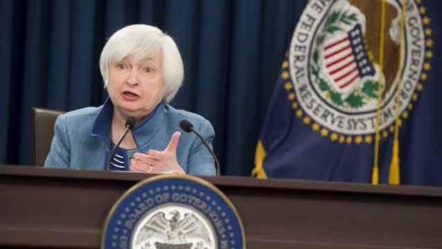 La Fed aumentó tasas de interés antes de llegada de Trump a la Casa Blanca