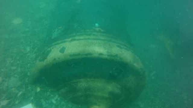 Encuentran en Florida los restos de un naufragio de hace 500 años