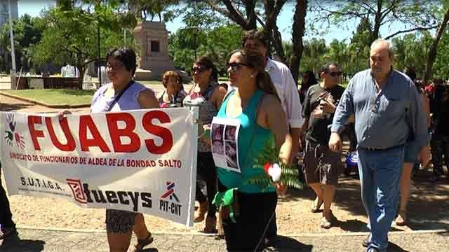 Sindicato de ONG Aldea de la Bondad demandará a la ministra Marina Arismendi