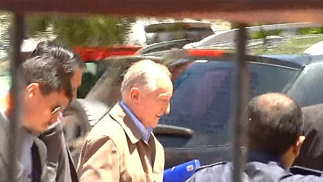 Justicia negó la libertad por gracia pedida por Eugenio Figueredo