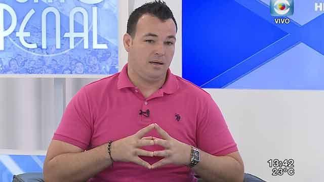 Alexis Viera se descompensó y denuncia que ambulancia demoró tres horas