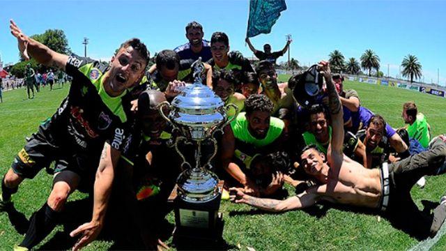 El Tanque Sisley consiguió ascenso a Primera división