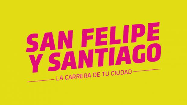 Este sábado se realiza la 22ª edición de la carrera San Felipe y Santiago