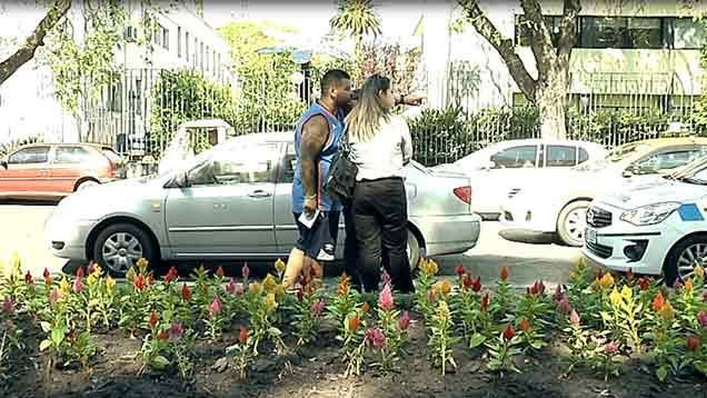 El Gucci embistió a un anciano en bulevar Artigas frente al Pereira