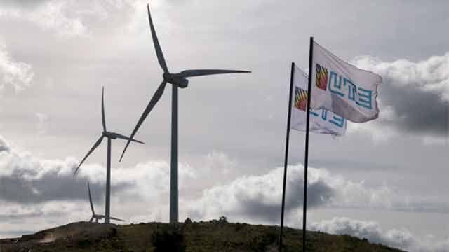 UTE pone en venta acciones del Parque Eólico por U$S 100