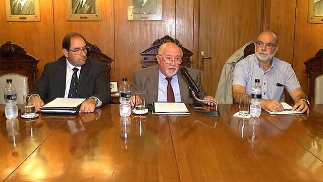 Comisión de Seguridad aurinegra: expresidente de la SCJ y dos expolicías