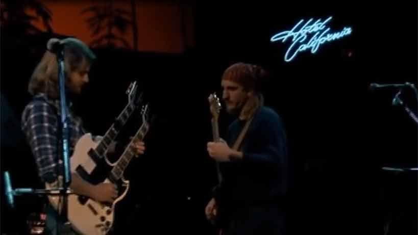 Hotel California, la legendaria canción de Eagles cumple 40 años
