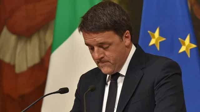 Matteo Renzi renuncia al cargo de primer ministro de Italia