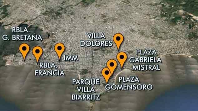 ¿Dónde planea la IM construir siete estacionamientos subterráneos?