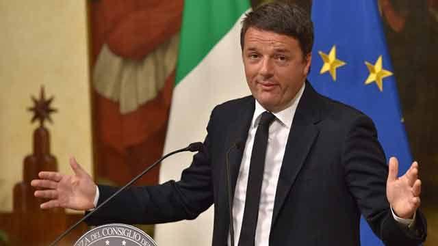 Primer ministro italiano aplaza su renuncia a pedido del presidente