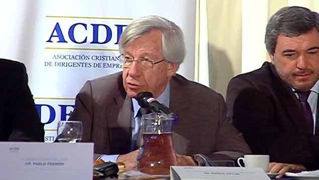 Astori ya pidió prudencia para la discusión del presupuesto 2017