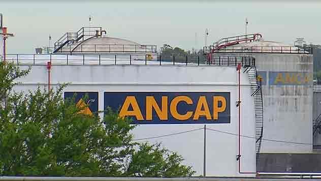 ANCAP impone multa de 836.000 pesos a una estación por hacer paro