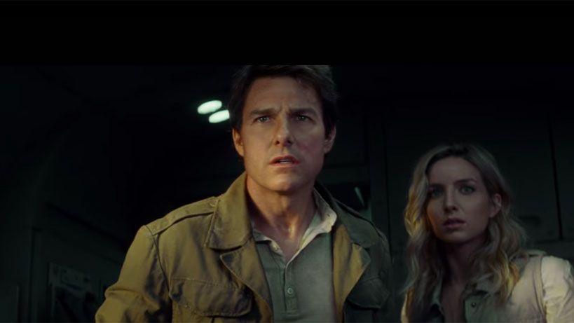 """Mirá el primer tráiler de """"La Momia"""" con Tom Cruise"""