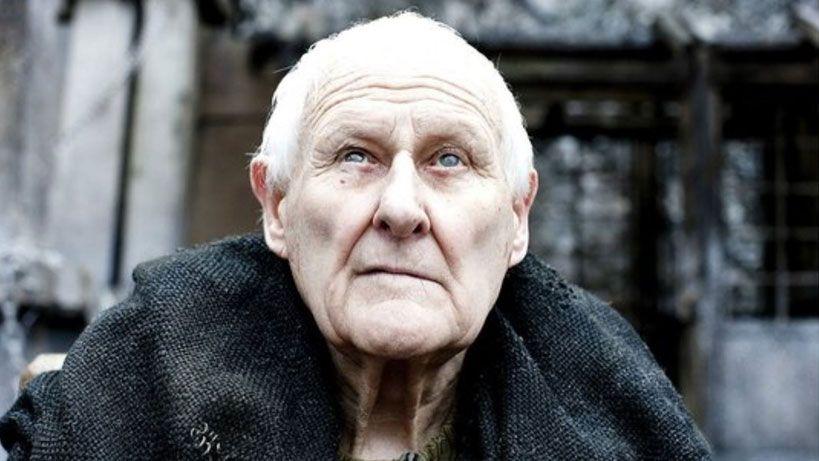 Murió el actor británico de Game of Thrones Peter Vaughan