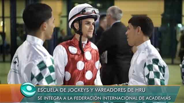 La Escuela de Jockeys y Vareadores de HRU se integra a la IFHRA