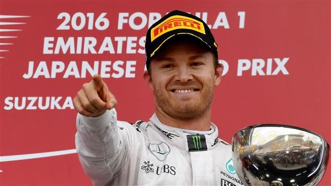Se retira Nico Rosberg a cinco días de obtener el campeonato de Fórmula 1