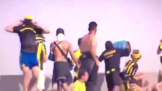 ¿Quién es El Papo?: socio de Peñarol desde 2011 entraba gratis a partidos