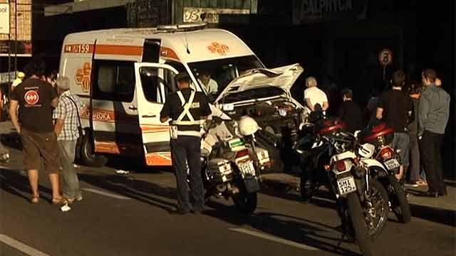 Intendencia aclaró las reglas de circulación de las ambulancias