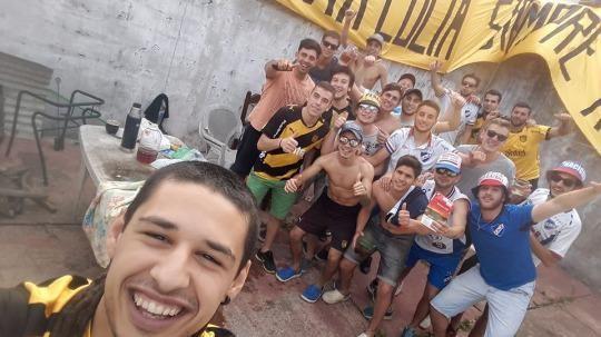 El recuerdo de Hernán Fioritto: sus amigos se juntaron para ver el Clásico