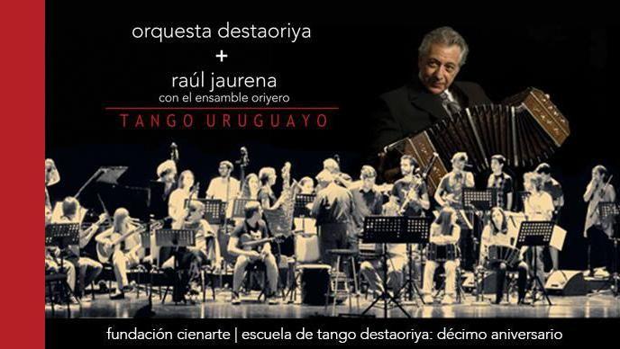 Fundación Cienarte presenta ¡Tango uruguayo!