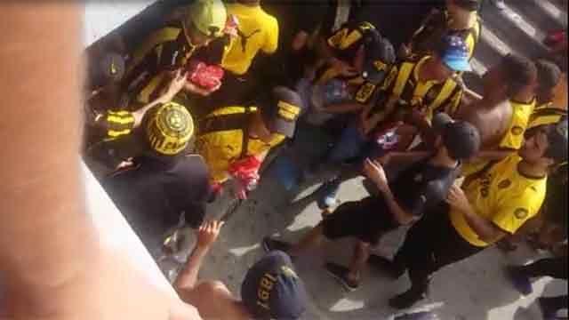 Se conoció el dictamen judicial por el procesamiento de hinchas de Peñarol