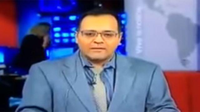 Presentador de noticias se equivoca al anunciar la muerte de Fidel Castro