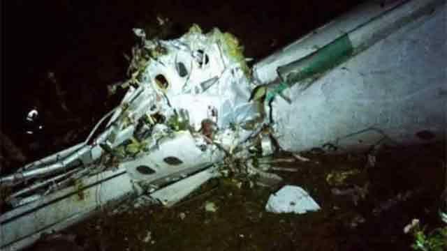 Lista oficial: hay seis  sobrevivientes de la tragedia aérea del Chapecoense