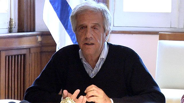 Vázquez piensa viajar a Cuba para homenajear a Fidel Castro