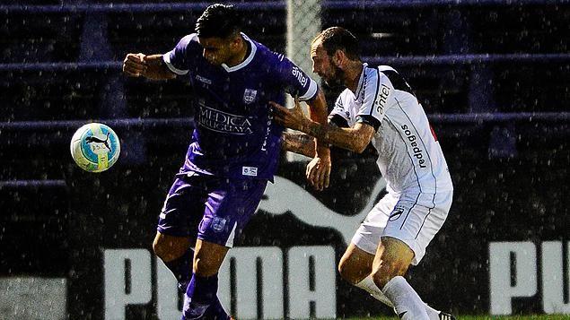 Danubio empató con Defensor y cedió puntos para su aspiración de campeón