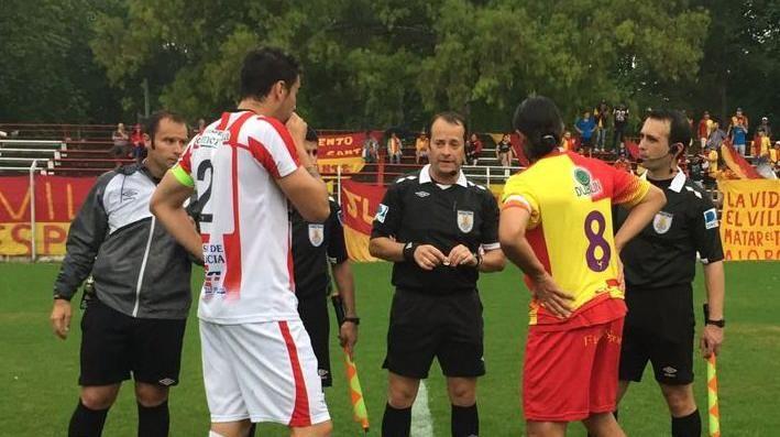 River le ganó a Villa Española y decretó el descenso de los aurirrojos