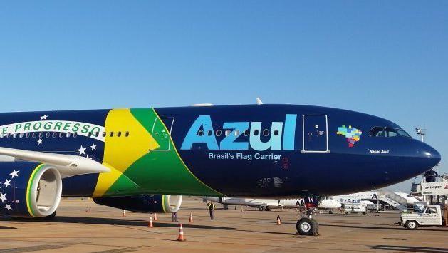Aerolínea brasileña Azul quiere instalarse y contratar personal de Alas-U