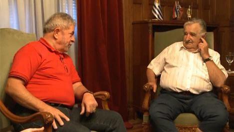 Mujica acompañará a Lula en una marcha contra el gobierno de Michel Temer