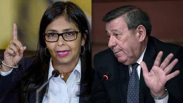 MERCOSUR: la canciller de Venezuela arremetió contra Nin Novoa