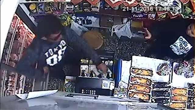 Comerciante rapiñada afirma que la policía se negó a ver video de seguridad