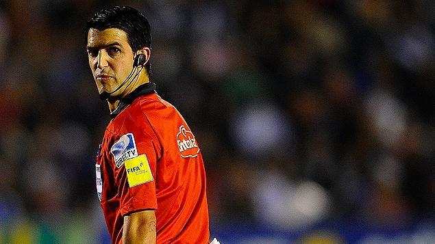 Leodán González será el árbitro del clásico este domingo en el Centenario