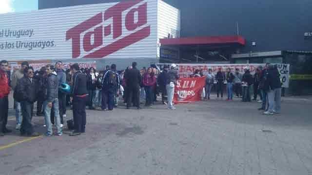 Supermercado denunció a sindicalista por convocar a quemar todo